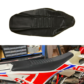 Motorcycle cushion set package non-slip Gripper Soft Seat Cover 3D For KXF CRF YZF WR TC FC KTM SX SXF EXC 125 250 300 350 450