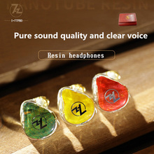 Hybrid Earphones Wired In Ear Noise Canceling Earbuds Hifi Super Bass 3.5mm MP3 Music Headset