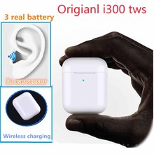 Original i300 TWS 1: 1 Bluetooth 5.0 Wireless 6D heavy bass earphone PK i10 i12 i20 i30 i60 i80 i100 i1000 i2000 i800 i500 tws