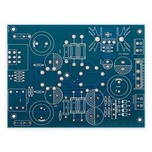 Douk audio HiFi 6N5P + 6N11, вакуумная трубка, усилитель для наушников, плата DIY KIT, одноклассный усилитель класса A