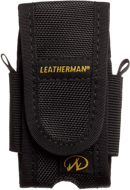LEATHERMAN - Standard Nylon Sheath With Pockets For Wave Charge Sidekcik, Fits 4
