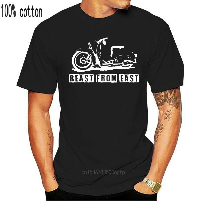 Beast doğu-T-Shirt Simson Schwalbe Moped rulo KR50 KR51 Geschenk Lustig
