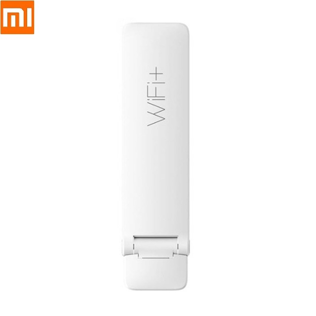 Xiaomi WiFi Signal Amplifier 2 Generation Wireless Signal Booster Portable Router Signal Repeater