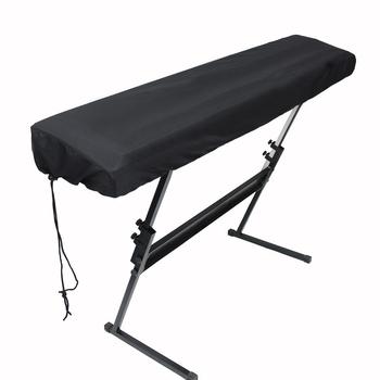 Wodoodporny regulowany klawiatura pianina dla 88-key klawiatura Super praktyczne fortepian obejmuje odporna na kurz pokrywa pyłoszczelna torba do przechowywania tanie i dobre opinie CN (pochodzenie) X9370 Nowoczesne Mieszanie