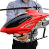 New 80CM Super Large RC Aircraft Helicopter Toys Recharge Fall Resistant Lighting Control UAV Plane Model Outdoor Toys For Boys 1