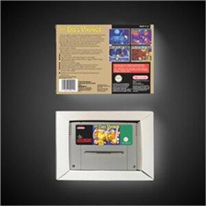 Image 2 - Die Verloren Vikings   EUR Version Action Spiel Karte mit Einzelhandel Box