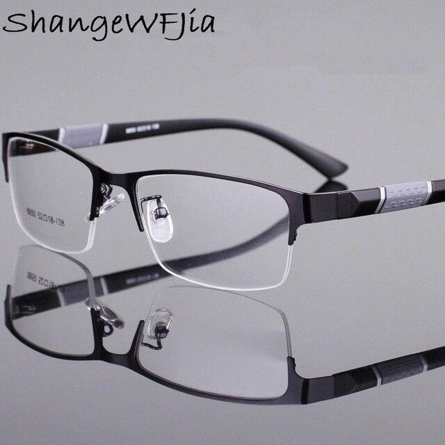 -1 -1.5 -2 -2.5 -3 -3.5 -4 -4.5 قصر النظر النظارات الرجال الرجعية إطار معدني مربع الطلاب قصر النظر النظارات الإطار للنساء 2020