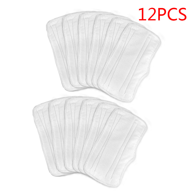 Mop-Cloth Cleaning-Replacement Cleanable for Shark-S3101 S3250/sk140 White Suitable