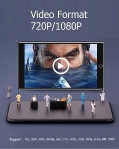 Image 4 - Nieuwste Ruizu H1 4.0 Inch Full Touch Screen MP3 Speler Bluetooth 8 Gb Muziekspeler Met Ingebouwde Luidspreker Ondersteuning Fm radio Opname