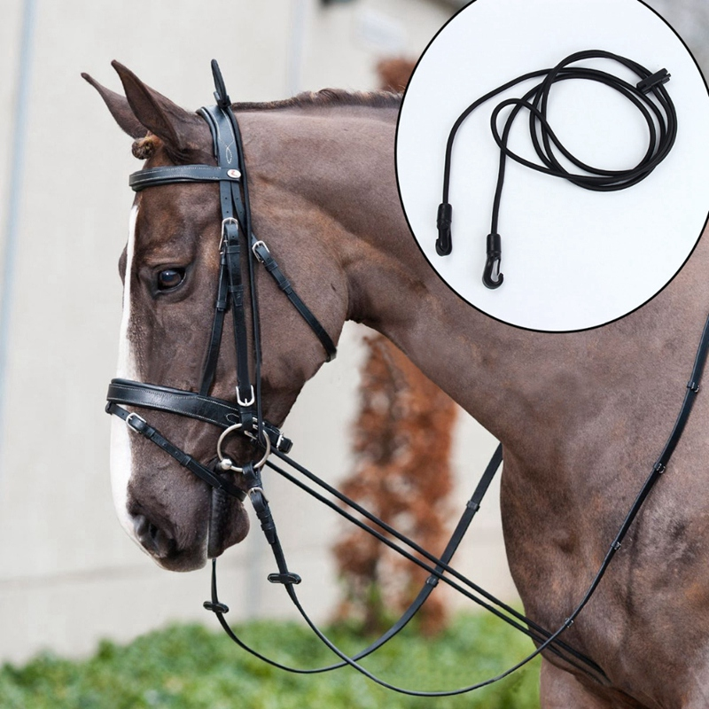Horse Riding Accessories Full Horse Bridle Reins For Horse Equipment