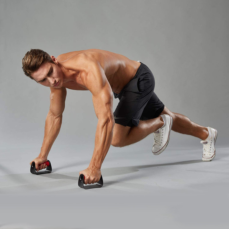 Portátil push up alças barras fitness workout