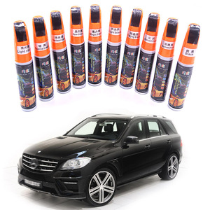 1Pcs Black Color Car Paint Car