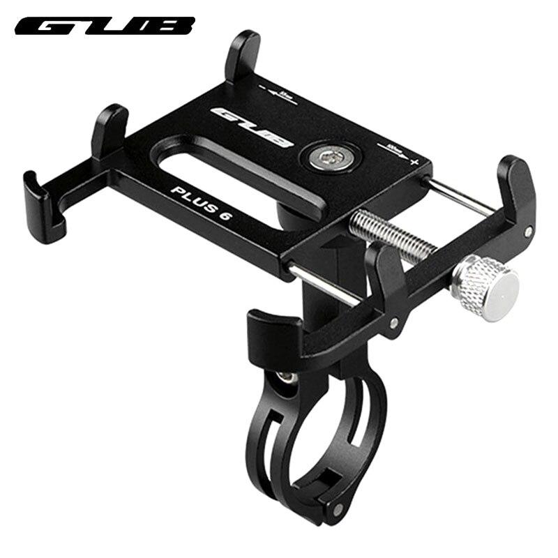 GUB алюминиевый держатель для телефона для велосипеда Fahrrad Handyhalterung Soporte Movil Bici Cycle Mobile Holder Подставка для велосипеда      АлиЭкспресс