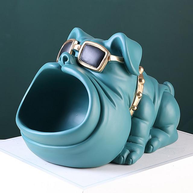 Dog Statue Decoration 2