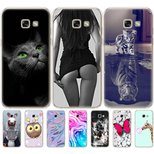 Silicone Phone Case for Samsung A5 2017 Cases for Samsung Galaxy A5 2017 SM A520F Cover for Samsung Galaxy A5 2017 phone shell
