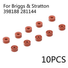 other tools10Pcs/Set Carburetor Float Valve Needle Seat Kit for Briggs & Stratton 398188 deburring tool Lawn mower parts