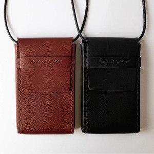 Оригинальный дизайн, ручная работа, натуральная кожа, сумка на плечо, Ретро стиль, унисекс, сумка-мессенджер из воловьей кожи, Модный чехол д...