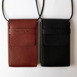 Oryginalna konstrukcja ręcznie robiona torba z prawdziwej skóry Retro Unisex torba ze skóry wołowej modna komórka etui na telefon spersonalizowane G
