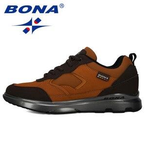 Image 4 - BONA zapatos informales para hombre zapatillas cómodas antideslizantes, deportivas, calzado de ocio, 2019