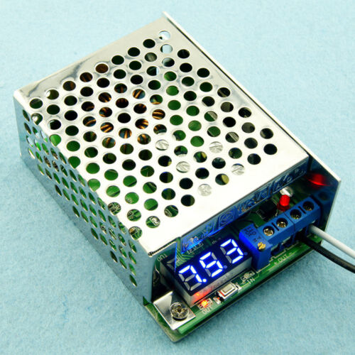 10A DC Power Converter LED Buck Step Down Power Module In DC3.5~30V Out 0.8-29V