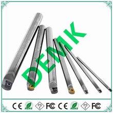 Outils dalésage en carbure, SCLCR pour lame CCMT / CCGT de petit diamètre, antichoc, tour mécanique