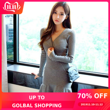of dress New knitted