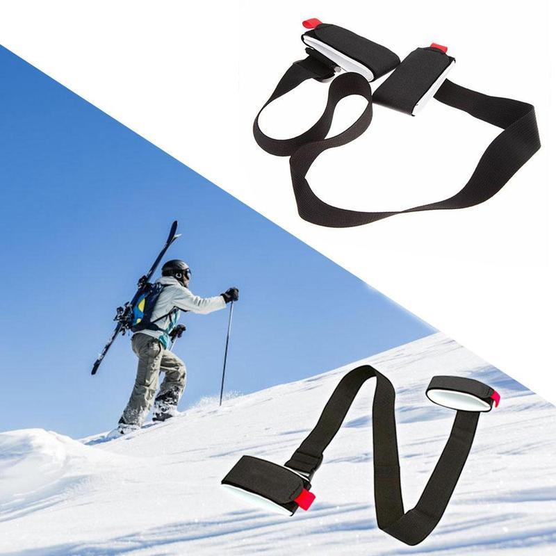 1Pcs Outdoor Sports Snowboard Straps Ski Binding Straps Ski Straps Ski Straps