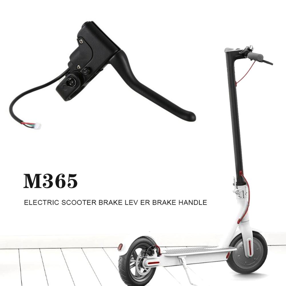 Scooter Brake Handle Brake Lever For Xiaomi Mijia M365 Electric Scooter Xiaomi Scooter Parts Accessories