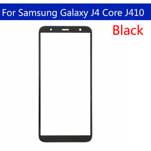 "Image 2 - 10pcs \ lot Touchscreeen Samsung Galaxy J4 Çekirdek J410 J410F J410DS J410G Ön Dış Cam dokunmatik ekran lensi Değiştirme 6.0"""