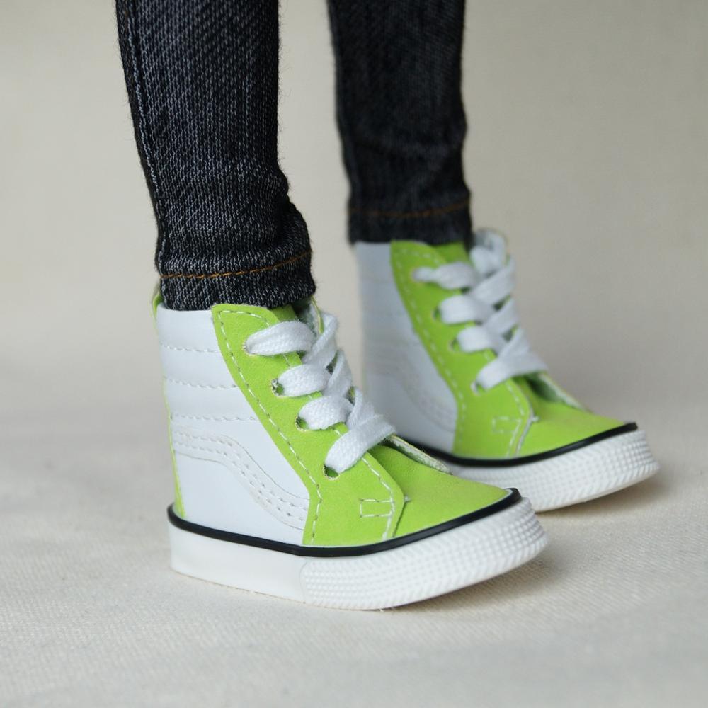 "BJ Black Running Shoes Sports Flats NK For 1//4 17/"" BJD MSD AOD AS DOD DZ DD DOLL"