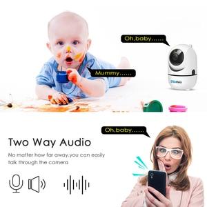 Image 2 - HD 1080P Cloud IP Camera WiFi Wireless Home Security Camera  Two Way Audio Surveillance CCTV Network Pet Camera Baby Monitor