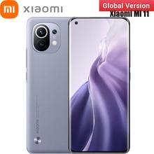 Global Version Xiaomi Mi 11 8GB+256GB 5G Smartphone Snapdragon 888 Octa Core 100 Million Pixels 120Hz Refresh Screen NFC
