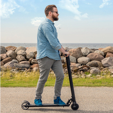 6.5 inch electric skateboard folding electric scooter with shock absorber aluminum alloy hoverboard adult electric skateboard