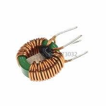 5 pces 2mh 5a indutância comum anular do anel de estrangulamento do fio do indutor 0.7 do filtro do modo 14*9*5mm