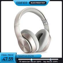 EDIFIER W820BT kablosuz Bluetooth Stereo kulaklıklar Bluetooth V4.1 CSR teknoloji ayarlanabilir kafa bandı kulaklık