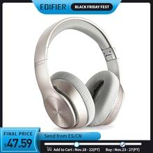 EDIFIER W820BT sans fil Bluetooth casque stéréo Bluetooth V4.1 avec technologie CSR réglable bandeau écouteurs