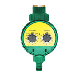 Automatyczne nawadnianie zegar wodoodporny inteligentny kran sterownik nawadniania Timer do nawadniania sterownik systemowy trwały