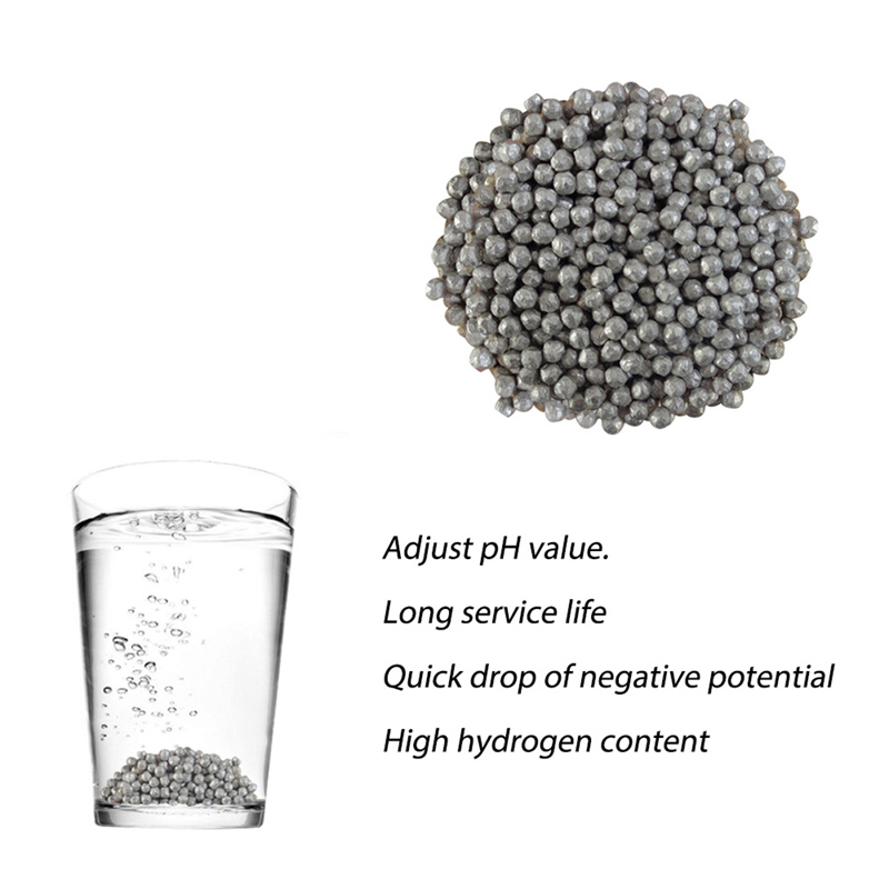 Magnesium(Mg) Particle Metal Negative Potential Magnesium Granule Balls Metal Granule Bean Sphere 50G/100G