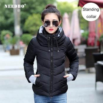 Winter jacket Coat Down High Quality Jacket Winter Jacket Coat Female Casaco Women Oversize Down Jacket Women Parka Outwear цена 2017