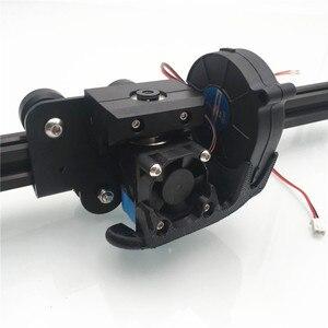 Image 4 - Экструдер в сборе Funssor Creality Ender3/для 3D принтера CREALITY, 12/24 В, 1,75 мм