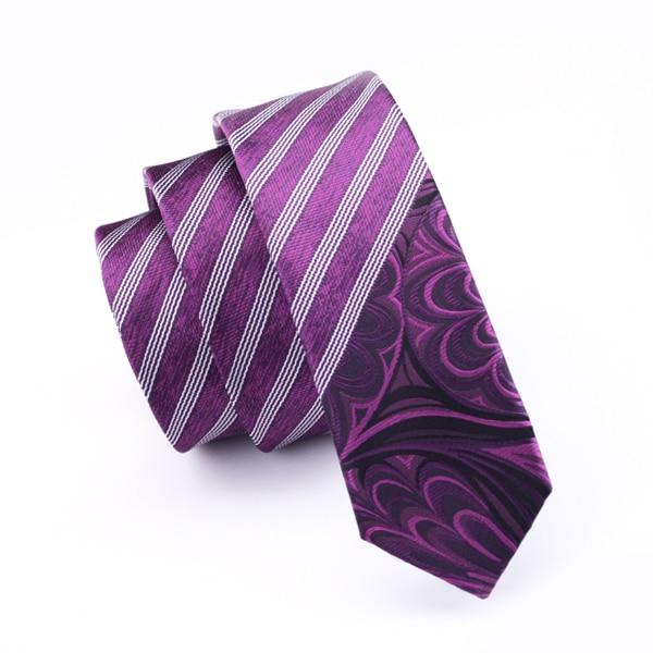 5,5 см Модный тонкий галстук золотого и оранжевого цветов, Шелковый жаккардовый галстук для мужчин, свадебные, вечерние, повседневные, Прямая поставка - Цвет: HH-215