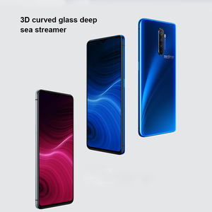 "Image 5 - Neue Realme X2 Pro Handy 6.5 ""6/8GB RAM 64/128/256GB ROM snapdragon 855 + Octa Core Android Fingerprint dual SIM SmartPhone"