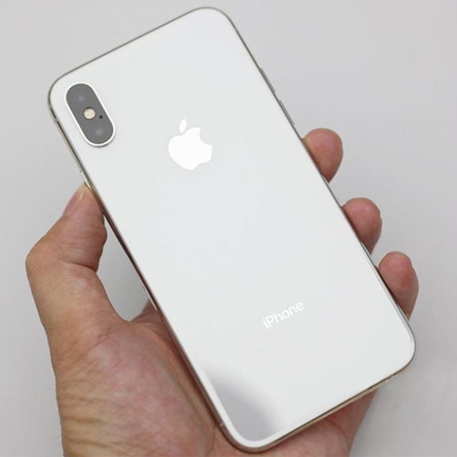 Original Apple iPhone X Hexa Core Smartphone 5.8'' 3GB RAM 64/256/512GB ROM A11 Bionic Unlocked Used iPhone X Mobile Phone 3