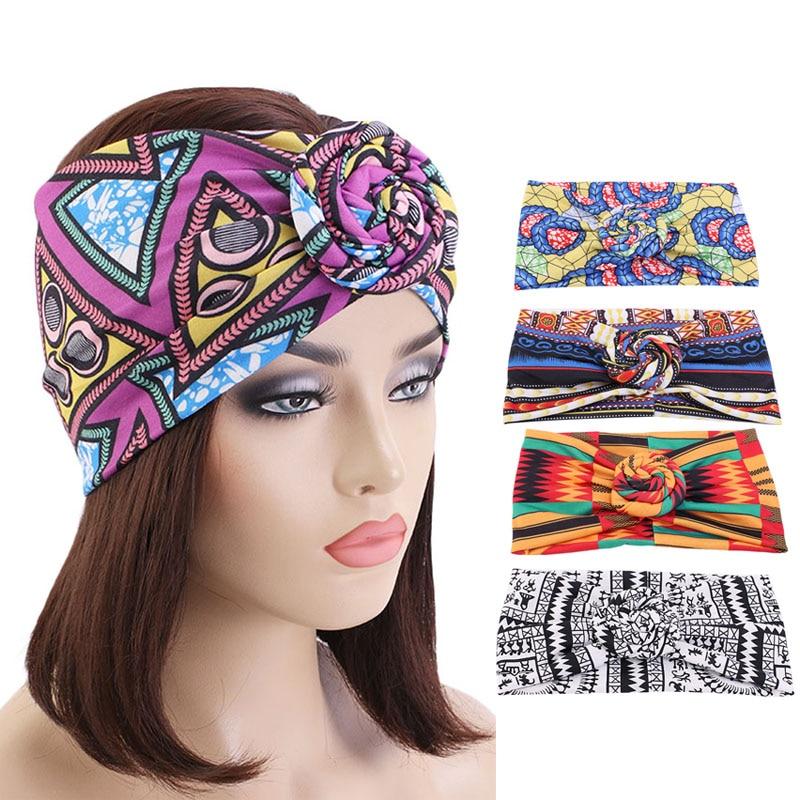 3 Pieces Women Stretch Head Wrap Scarf Stretchy Turban Long Hair Scarf Wrap Solid Color Soft Head Band Tie
