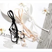 1 Pair Double Shoulder Straps Elastic Underwear Strap Multi Wearing Adjustable интимные аксессуары For Bridal Wedding Party