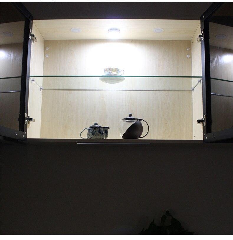 3W LED կաբինետի ներքո թեթև լուսավորող - Ներքին լուսավորություն - Լուսանկար 6