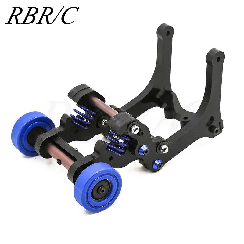 R635-accesorios para coche todoterreno teledirigido, 2/4 ruedas, mejora DIY, piezas para TRX SCX 1:10