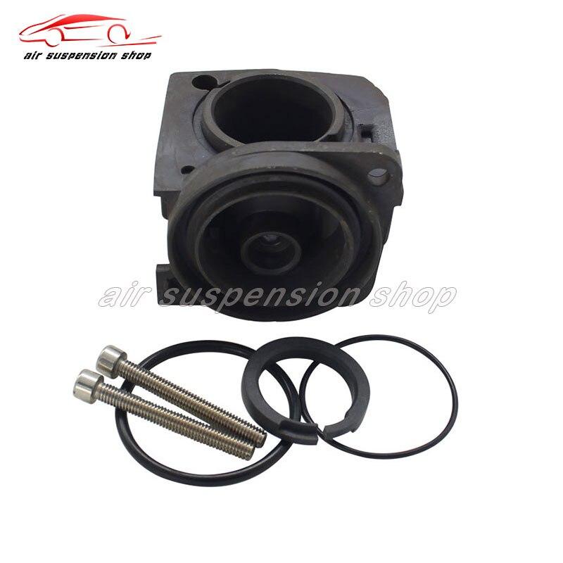 For Audi A6 C6 Q7 X5 E53 Range Rover L322 Air Suspension Compressor Pump Cylinder w/ Piston Ring Screws 4F0616039P 4F0616039N Power Steering Pumps & Parts     - title=