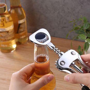 Abridor de botellas Martillo Creativo En Forma De Abrebotellas De Cerveza Sacacorchos De Vino Tapa De Vidrio Llave De Bebida Abridor De Jarras Cena Fiesta Bar Cocina