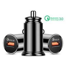 QC3.0 Car Charger Car Cigarette Lighter